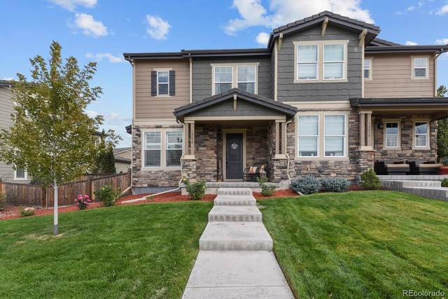 10035 Hough Point, Parker, CO 80134 (#3607577) :: The DeGrood Team