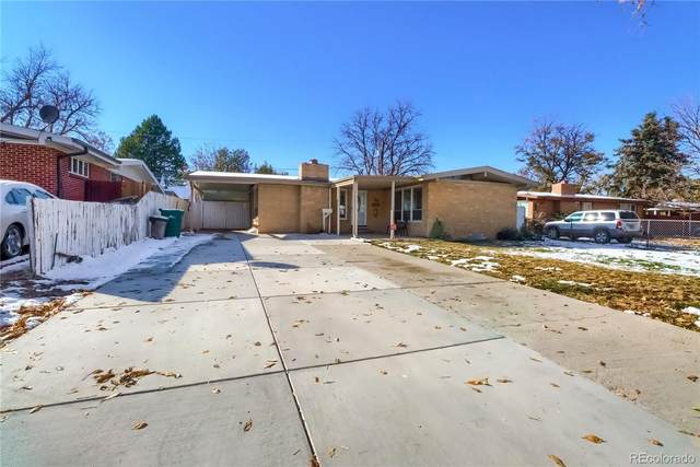 1335 Quentin Street, Aurora, CO 80011 (MLS #3608070) :: 8z Real Estate