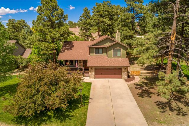 8143 Stetson Road, Parker, CO 80134 (#3608080) :: The Heyl Group at Keller Williams