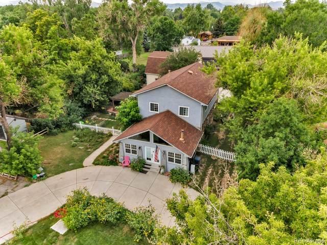 2425 Garrison Street, Lakewood, CO 80215 (#3608255) :: Real Estate Professionals
