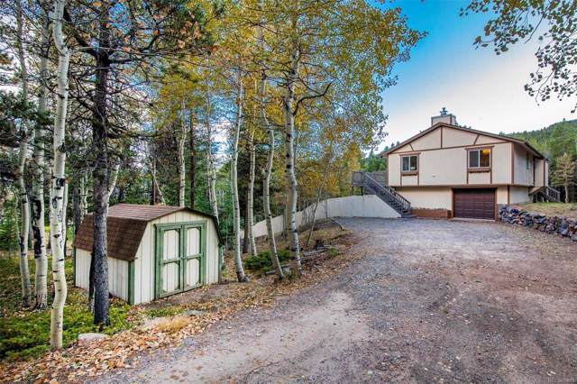 32158 Stenzel Drive, Conifer, CO 80433 (#3608341) :: The Peak Properties Group