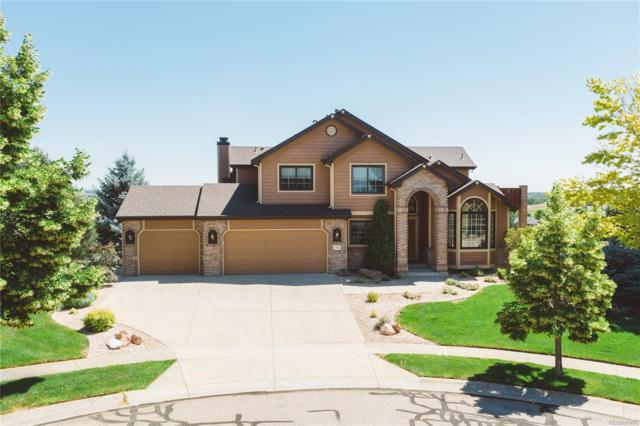 871 Panorama Place, Windsor, CO 80550 (#3608555) :: The Galo Garrido Group