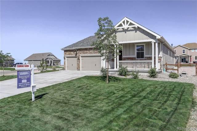 5767 Desert Inn Loop, Elizabeth, CO 80107 (MLS #3608703) :: Kittle Real Estate
