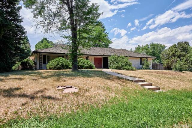 1900 Cherryville Road, Greenwood Village, CO 80121 (#3609006) :: The DeGrood Team