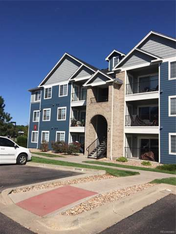 4451 S Ammons Street #308, Littleton, CO 80123 (MLS #3609025) :: 8z Real Estate
