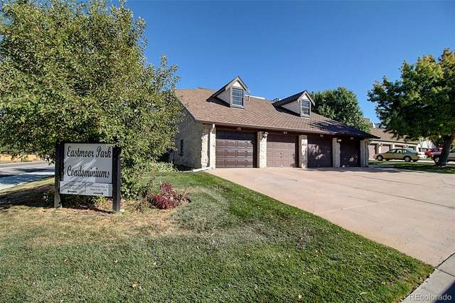 4250 S Olive Street #102, Denver, CO 80237 (#3609659) :: Sultan Newman Group