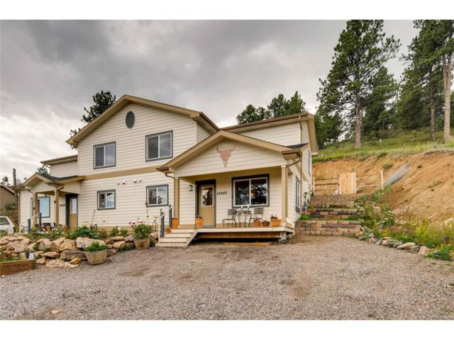 26448 Grateful Way, Kittredge, CO 80457 (MLS #3610119) :: 8z Real Estate