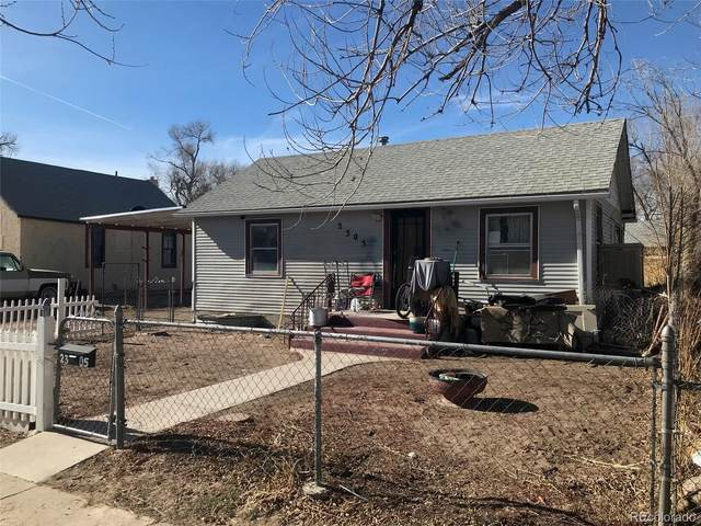 2305 Spruce Street, Pueblo, CO 81004 (#3610293) :: Bring Home Denver with Keller Williams Downtown Realty LLC