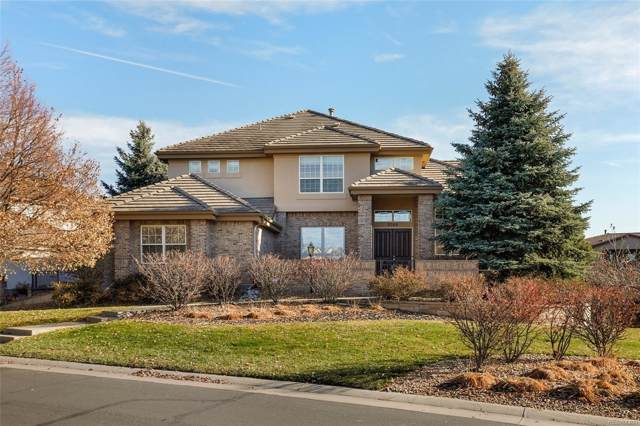 9368 S Silent Hills Drive, Lone Tree, CO 80124 (#3610426) :: Mile High Luxury Real Estate