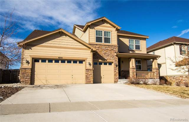 6255 S Ider Way, Aurora, CO 80016 (#3610561) :: My Home Team