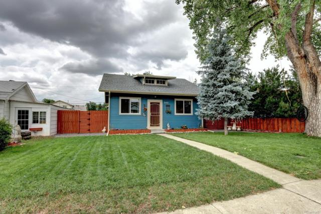243 E 4th Avenue, Frederick, CO 80504 (#3610622) :: Structure CO Group