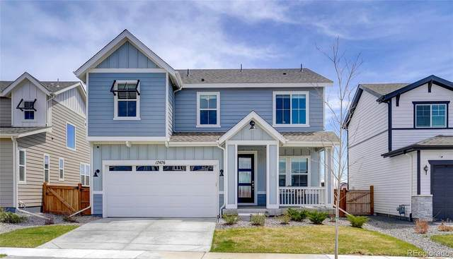 17476 Olive Street, Broomfield, CO 80023 (MLS #3610761) :: 8z Real Estate