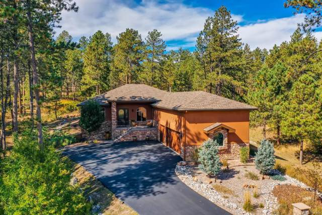 8053 Red Hill Road, Larkspur, CO 80118 (#3610797) :: HomePopper