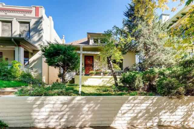 766 Race Street, Denver, CO 80206 (#3610963) :: The City and Mountains Group