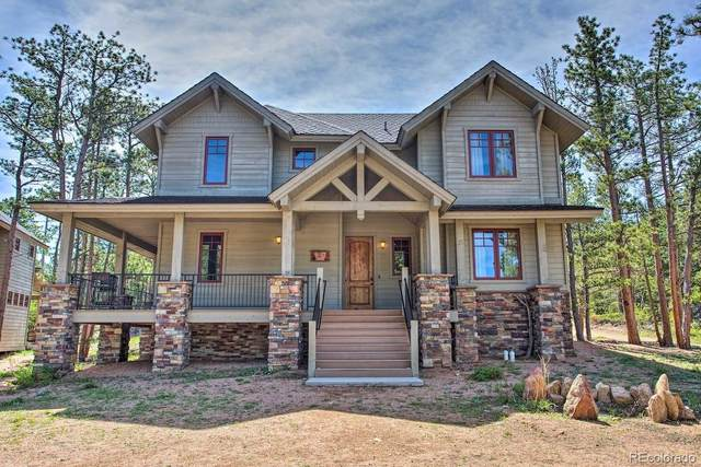 658 Bear Cub Lane, Red Feather Lakes, CO 80545 (#3610969) :: The Griffith Home Team