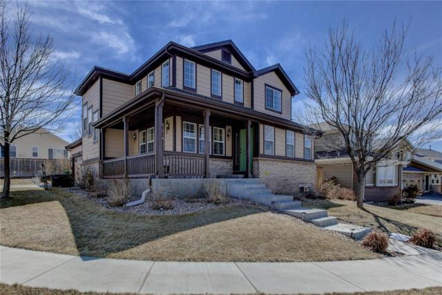 16394 E 105th Avenue, Commerce City, CO 80022 (MLS #3611389) :: Kittle Real Estate