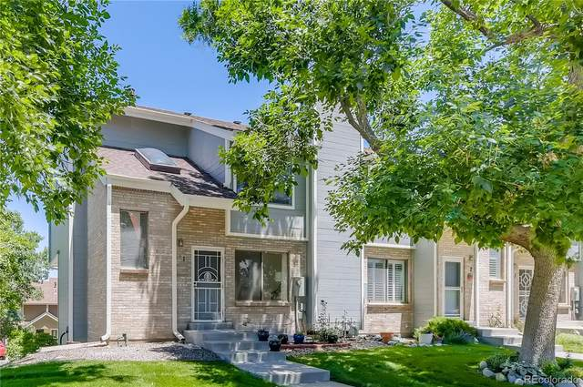 8731 W Cornell Avenue #1, Lakewood, CO 80227 (#3611467) :: The Heyl Group at Keller Williams