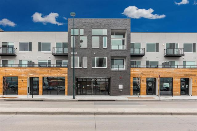 1616 S Broadway #217, Denver, CO 80210 (MLS #3611530) :: 8z Real Estate