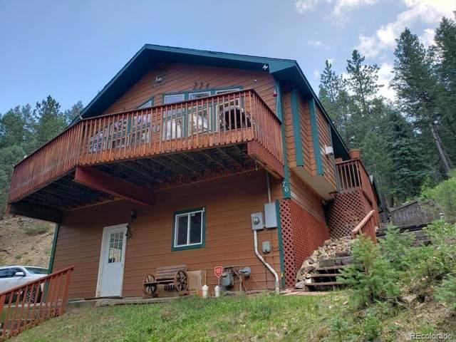 76 Wheel Haven Road, Idaho Springs, CO 80452 (#3611824) :: Symbio Denver