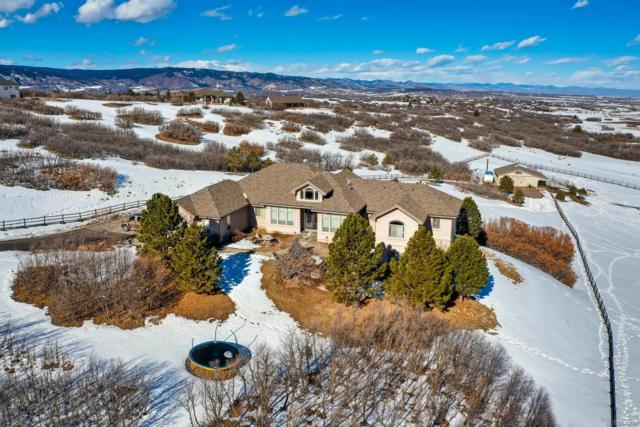 2940 Castle Butte Drive, Castle Rock, CO 80109 (MLS #3612160) :: 8z Real Estate