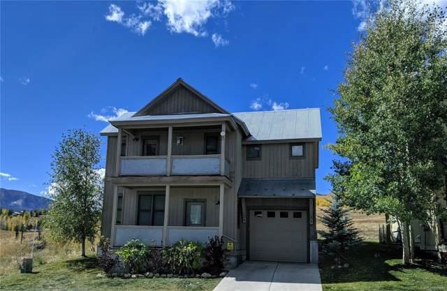 312 Horseshoe Drive, Mt Crested Butte, CO 81225 (#3612310) :: The DeGrood Team