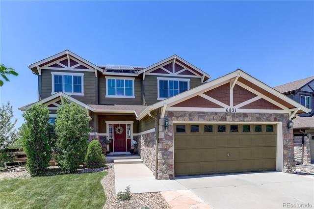 6831 S Fultondale Court, Aurora, CO 80016 (MLS #3612333) :: 8z Real Estate