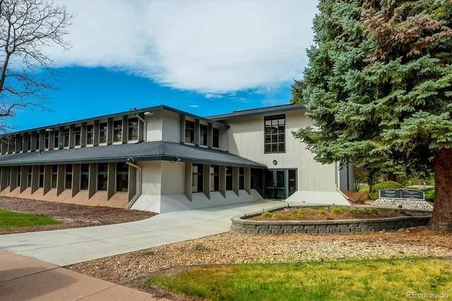 5420 S Quebec Street #207, Greenwood Village, CO 80111 (#3612594) :: Compass Colorado Realty