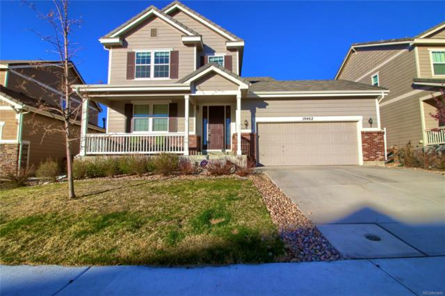 10462 Ashgrove Way, Parker, CO 80134 (#3613064) :: The Peak Properties Group