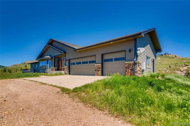 818 Deer Meadow Way, Livermore, CO 80536 (#3613175) :: The HomeSmiths Team - Keller Williams