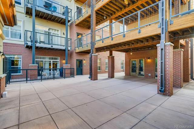 5401 S Park Terrace Avenue 103A, Greenwood Village, CO 80111 (#3613197) :: Symbio Denver