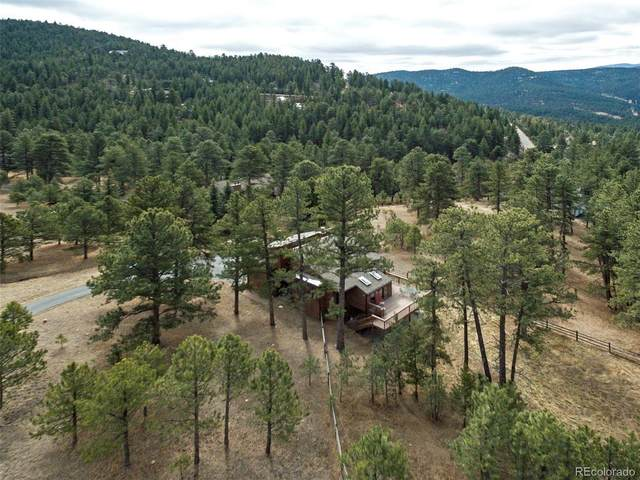232 Stagecoach Boulevard, Evergreen, CO 80439 (#3613317) :: HomeSmart