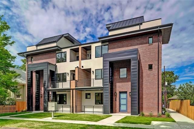 19 S Washington Street #2, Denver, CO 80209 (MLS #3613447) :: 8z Real Estate