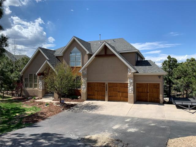17608 Saddle Ridge Court, Monument, CO 80132 (MLS #3613635) :: 8z Real Estate