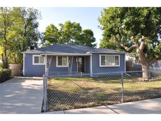 3210 W 66th Avenue, Denver, CO 80221 (MLS #3613995) :: 8z Real Estate