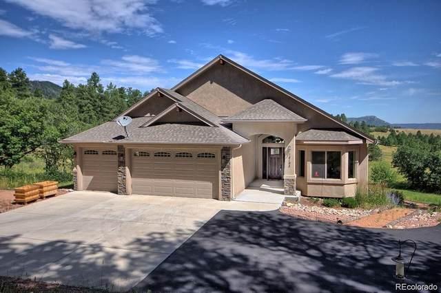 14195 Timber Trail, Larkspur, CO 80118 (#3614081) :: Venterra Real Estate LLC