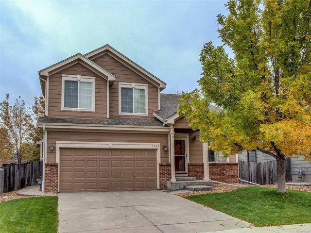 5223 Creek Way, Parker, CO 80134 (#3614111) :: The DeGrood Team