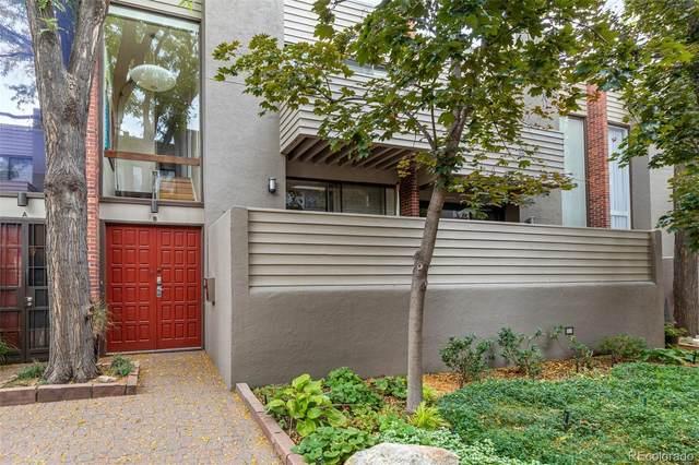 2450 E 5th Avenue B, Denver, CO 80206 (#3614249) :: Wisdom Real Estate