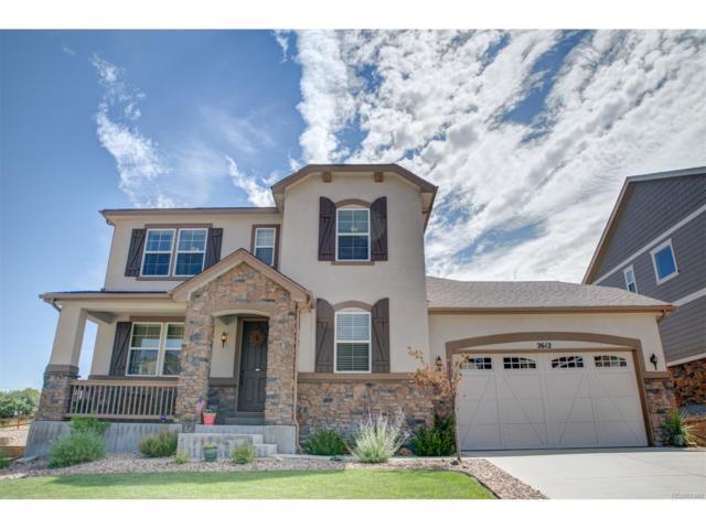 2612 Mccracken Lane, Castle Rock, CO 80104 (MLS #3614327) :: 8z Real Estate