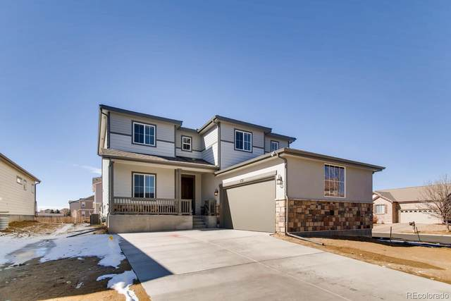 62 Homestead Way, Brighton, CO 80601 (MLS #3614698) :: Kittle Real Estate