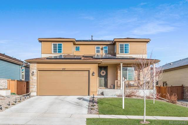 637 W 169th Place, Broomfield, CO 80023 (#3615033) :: HergGroup Denver