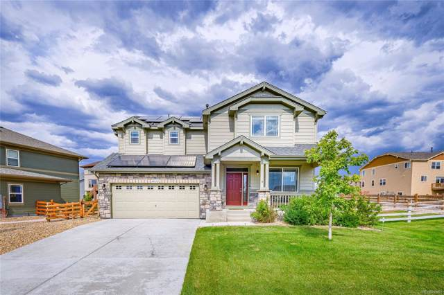 4830 S Sicily Street, Aurora, CO 80015 (#3615329) :: James Crocker Team