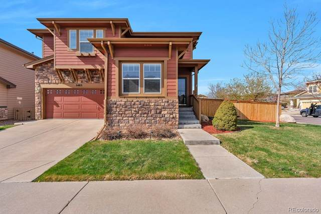 5485 Jewelberry Place, Highlands Ranch, CO 80130 (MLS #3615902) :: Wheelhouse Realty
