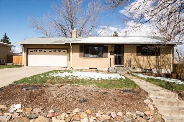 11961 W Dakota Drive, Lakewood, CO 80228 (#3616541) :: My Home Team