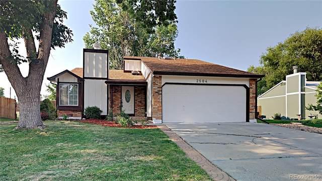 2504 Sunset Drive, Longmont, CO 80501 (#3616641) :: Symbio Denver