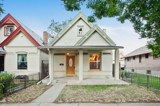 3610 N High Street, Denver, CO 80205 (#3616950) :: The Colorado Foothills Team | Berkshire Hathaway Elevated Living Real Estate
