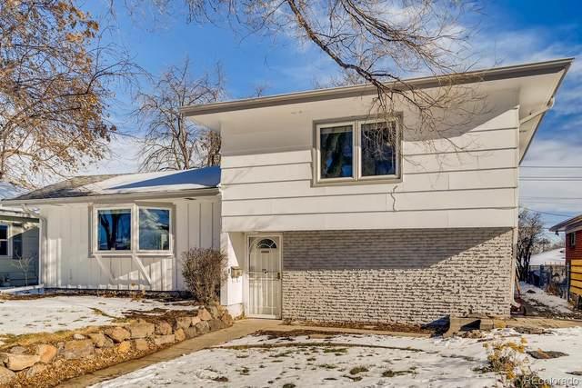 428 S Ivy Street, Denver, CO 80224 (MLS #3617033) :: 8z Real Estate