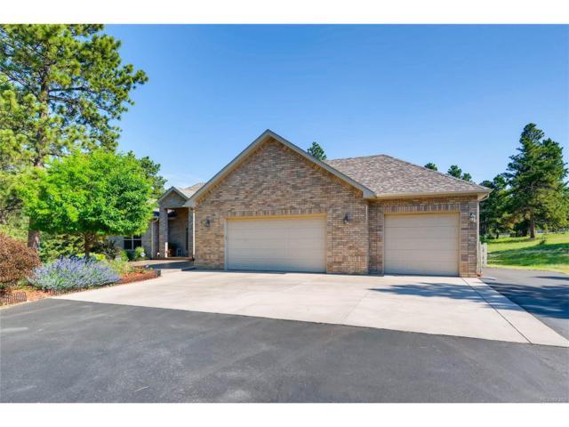 5537 Melanie Circle, Elizabeth, CO 80107 (MLS #3617158) :: 8z Real Estate