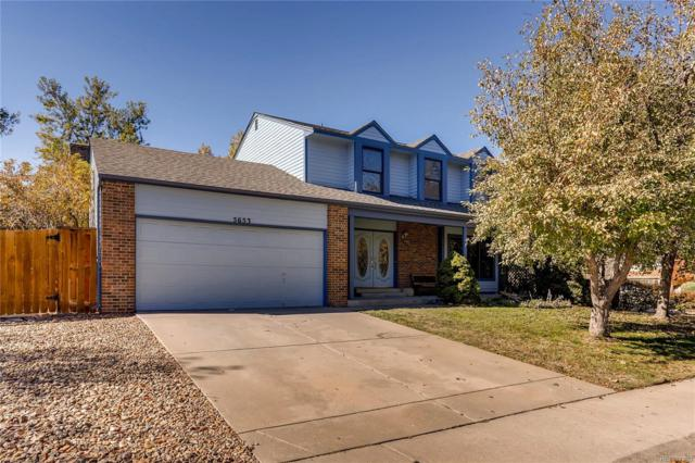 5653 S Lisbon Way, Centennial, CO 80015 (#3617851) :: The Galo Garrido Group