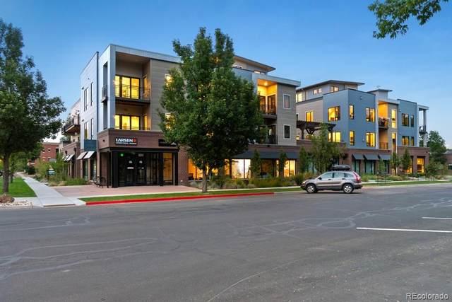 302 N Meldrum Street #207, Fort Collins, CO 80521 (MLS #3618931) :: Find Colorado