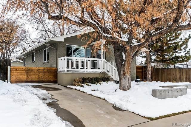 183 S Kearney Street, Denver, CO 80224 (MLS #3618961) :: Keller Williams Realty